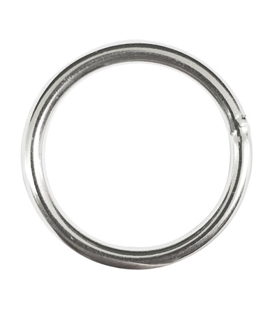 "Ring 2-1/2"" Stainless Steel"