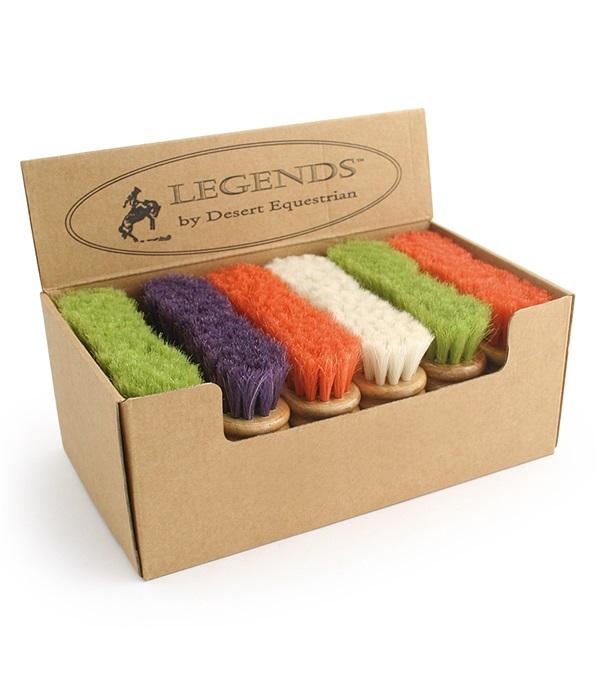 Desert Equestrian Legends™ PeanutPak Seasons Face Brush Display