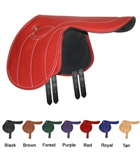Leather Exercise Saddle