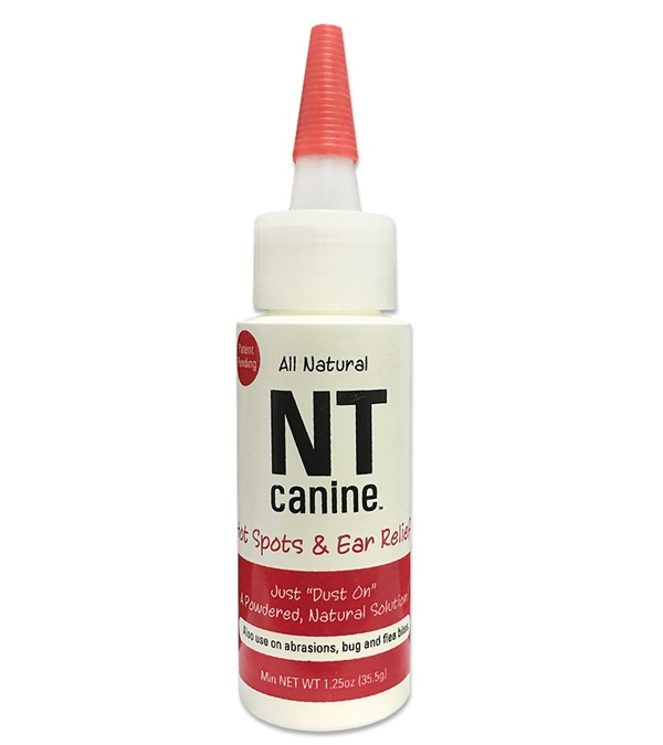 NT Canine™ Hot Spot and Ear Relief 1.25 oz.
