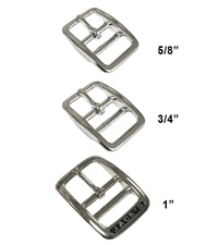 Double Bar Buckle