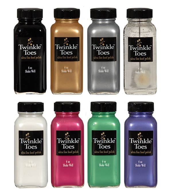 Twinkle™ Toes Satin Hoof Polish 4 oz.