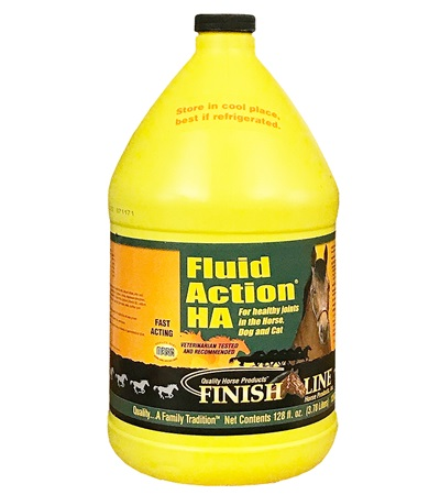 Finish Line® Fluid Action® HA Gallon