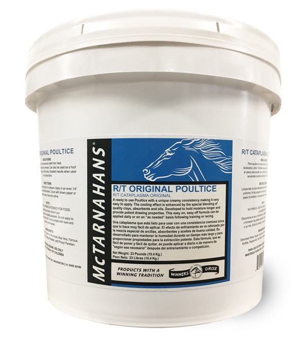 McTarnahans® R/T Original Poultice 23 lbs.