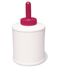 Quart Jar with Brush Applicator