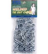 Titan® Welded Link Tie Out Chain 4.5 mm