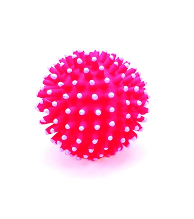 Rascals® Vinyl Spiny Ball 3""