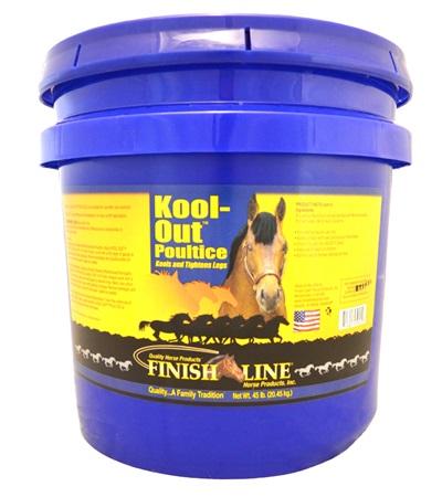 Finish Line® Kool-Out™ Poultice  45 lb.