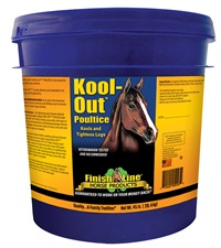 Finish Line® Kool-Out™ Poultice  45 lb.