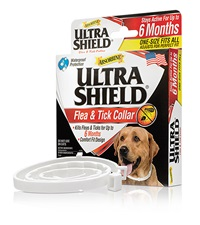 Ultrashield® Flea & Tick Collar for Dogs