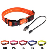 Ultrahund™ Play LED Adjustable Collar