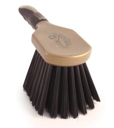 """Equestria™ Sport Black & Gold Scrub Brush 9-1/2"""""""