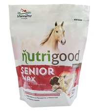 Manna Pro®  Nutrigood™ Senior Snax 2 lb. bag