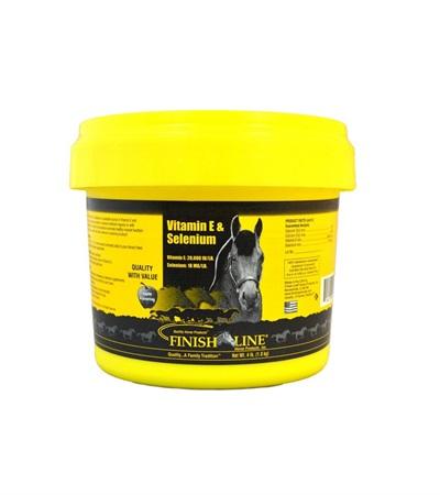 Finish Line® Vitamin E & Selenium 4 lb.