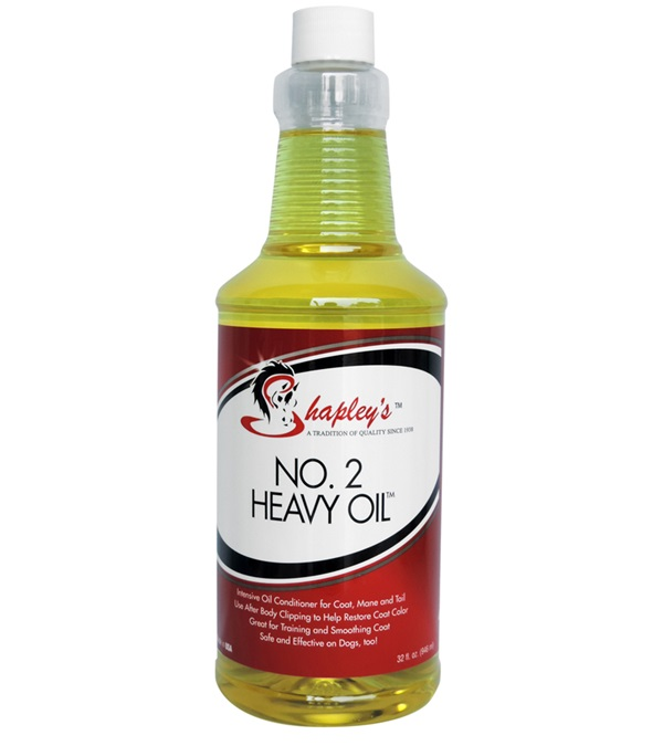 Shapley's™ No. 2 Heavy Oil™ 32 oz.