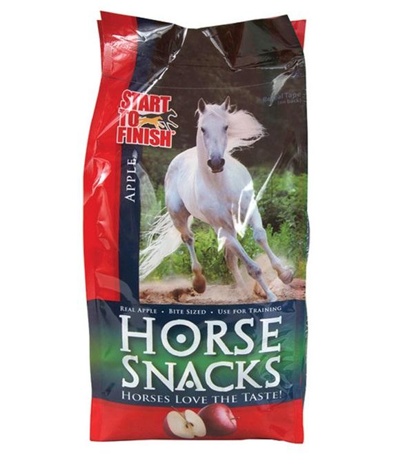 Start To Finish® Horse Snacks 5 lb. bag