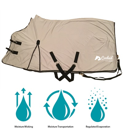 Coolaid Equine Cooling Blanket