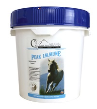 Glacier Peak Holistics Peak Immune Powder for Horses 2 lbs.