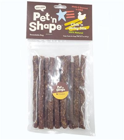 Pet 'n Shape® Chicken Jerky STIX All-Natural Dog Treats