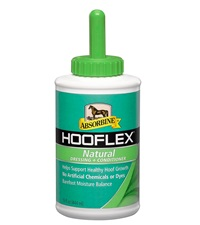 Absorbine® Hooflex® Natural Dressing with Brush 15 oz.