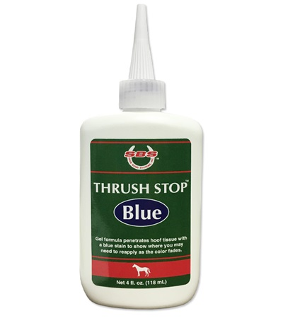 SBS™ Thrush Stop Blue 4 oz.