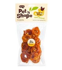 Pet 'n Shape® Chik 'n Rings All-Natural Dog Treats