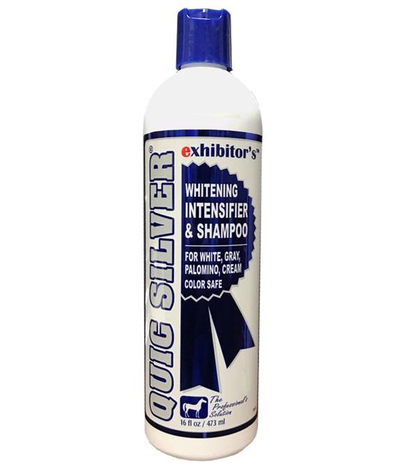 Exhibitors™ Quic Silver® Whitening Intensifier & Shampoo 16 oz.