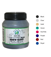Worlds Best Hoof Oil Show Gloss 4 oz.