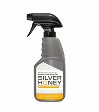 Silver Honey® Rapid Wound Repair Spray Gel 8 oz.