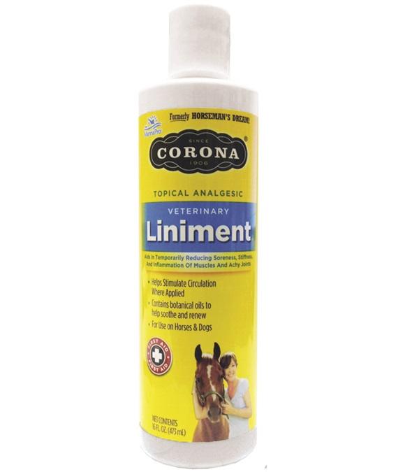 Corona® Veterinary Liniment 16 oz.