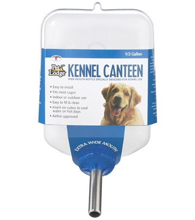 Pet Lodge™ Kennel Canteen 1/2 Gallon