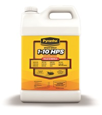 Pyranha® Space Spray 1-10 HPS™ Concentrate 2-1/2 Gallons