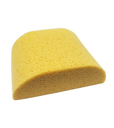 Body Sponge Half Moon