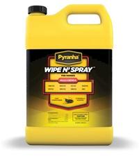 Pyranha® Wipe N' Spray™ Gallon