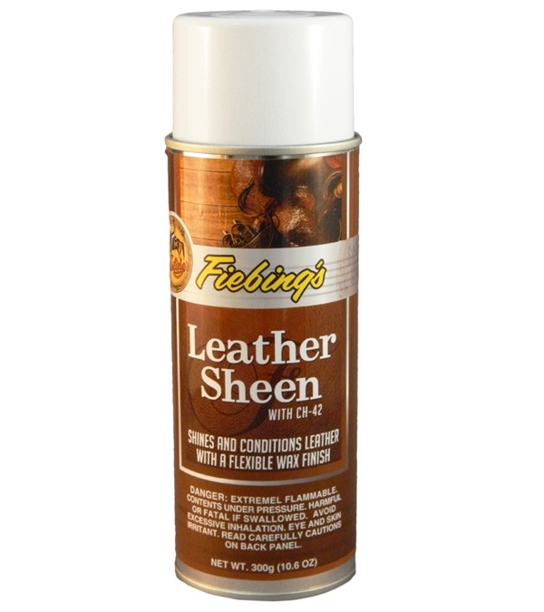 Fiebing's Leather Sheen with CH-42 Spray 10.6 oz.