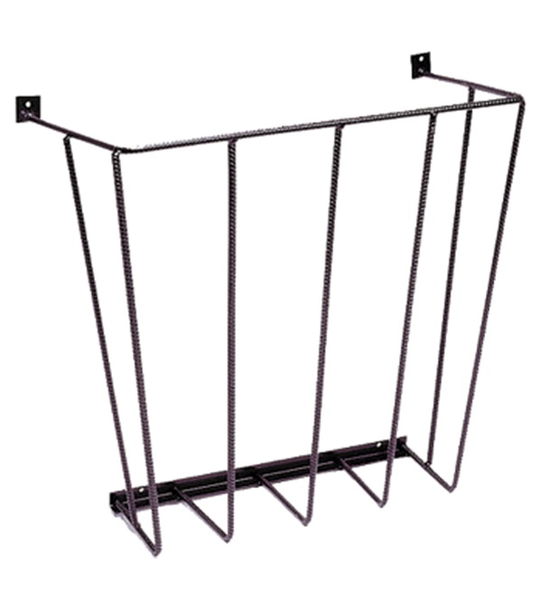 Metal Rod Wall Hay Rack