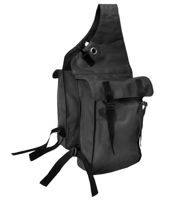 Nylon Saddle Bag