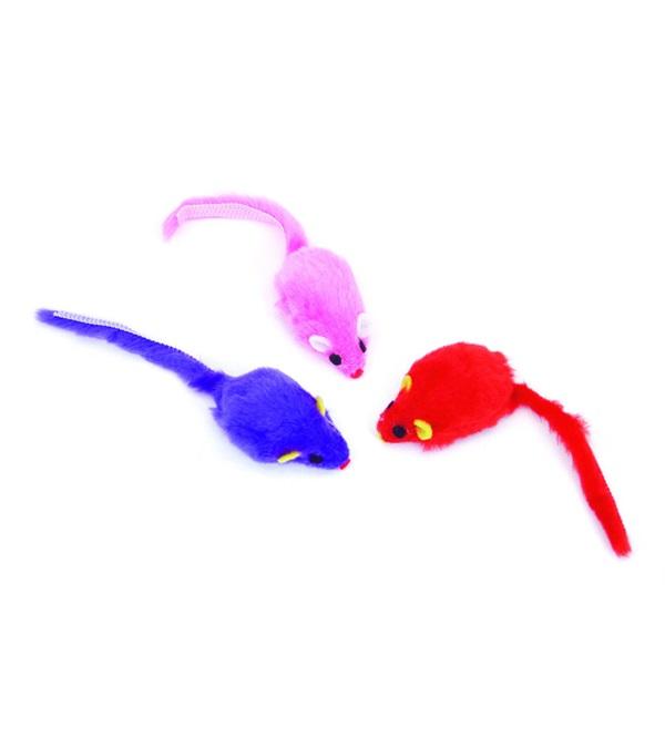 "Turbo® Fur Mice 2"""