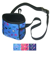 Dog Neoprene Treat Pouch