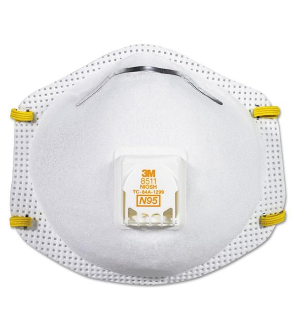 3M™ Cool Flow™ Valve Respirator