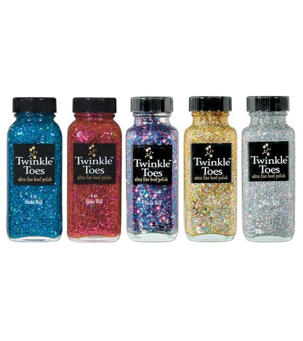 Twinkle™ Toes Glitter Hoof Polish 4 oz.