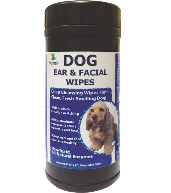 Dog Ear & Facial Wipes