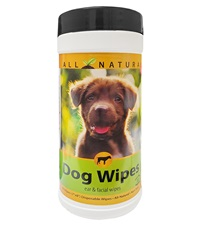 Carefree Enzymes Dog Ear & Facial Wipes