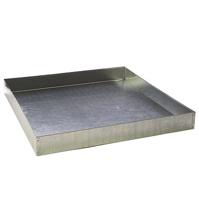 Galvanized Dropping Pan