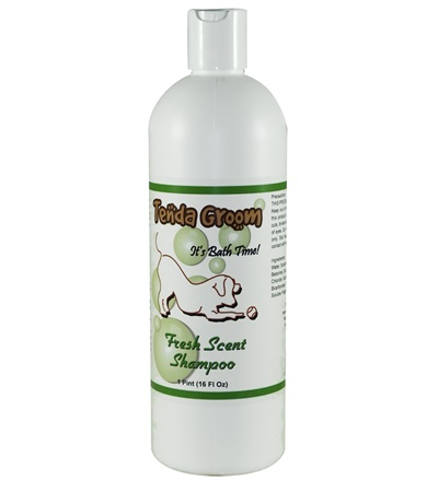 Tenda Groom® Fresh Scent Shampoo 16 oz.