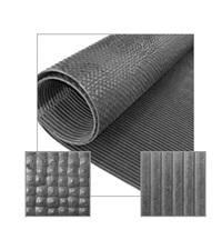 Rubber Aisle Mat