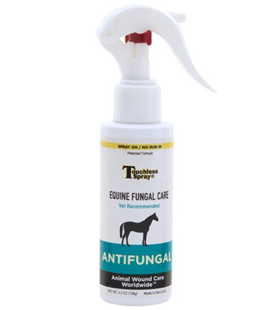 Touchless Spray® Antifungal & Equine Fungal Care 4.5 oz.