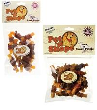 Pet 'n Shape® Duck 'n Sweet Potato All-Natural Dog Treats