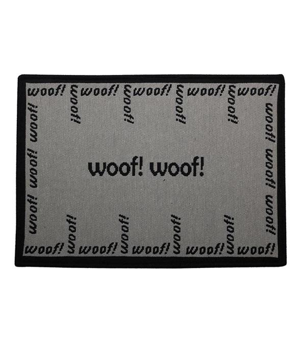 Indipets™ Woof Pet Place Mat
