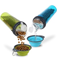 Dexas® Pet Snack-DuO™ with Companion Cup 24 oz.